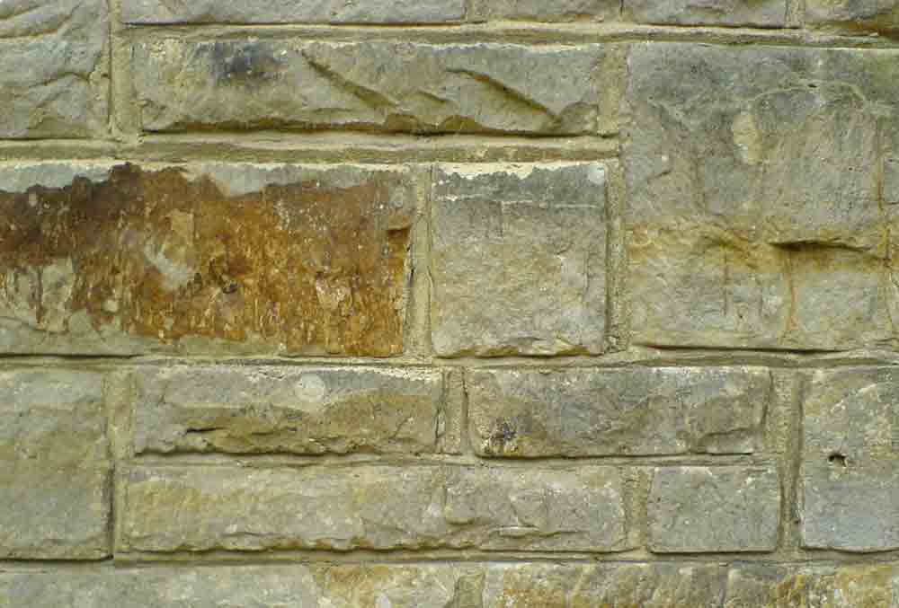 Traditional walling